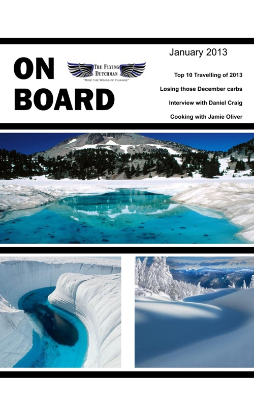 TFDM Onboard Magazine