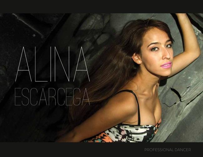 ALINA ESCÁRCEGA // Professional Dancer