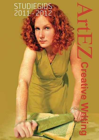 Studiegids ArtEZ Creative Writing 2011-2012