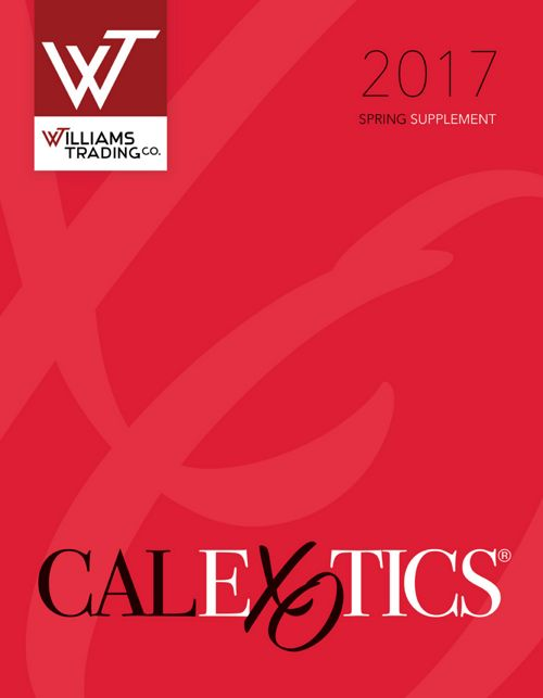 Cal Exotics Spring Supplement 2017