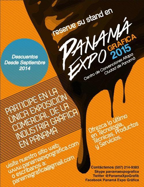 Panamá Expo Gráfica 2015
