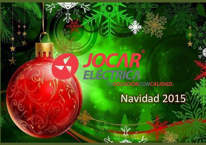 Invitacion Navidad Jocar 2015