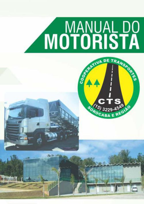 Manual do Motorista - CTS