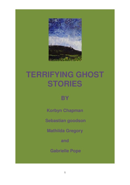 Terrifying Ghost Stories
