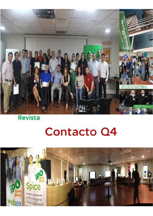 Revista Contacto Q4