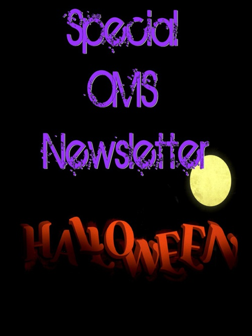 OMS SPECIAL HALLOWEEN NEWSLETTER