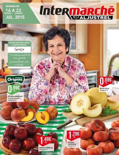 Folheto Promocional Intermarché Aljustrel - 16 a 22 de Julho 201