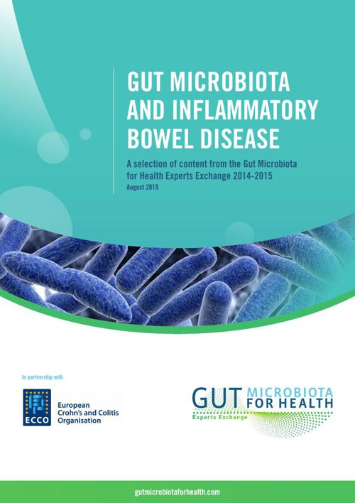 Gut microbiota and inflammatory bowel disease