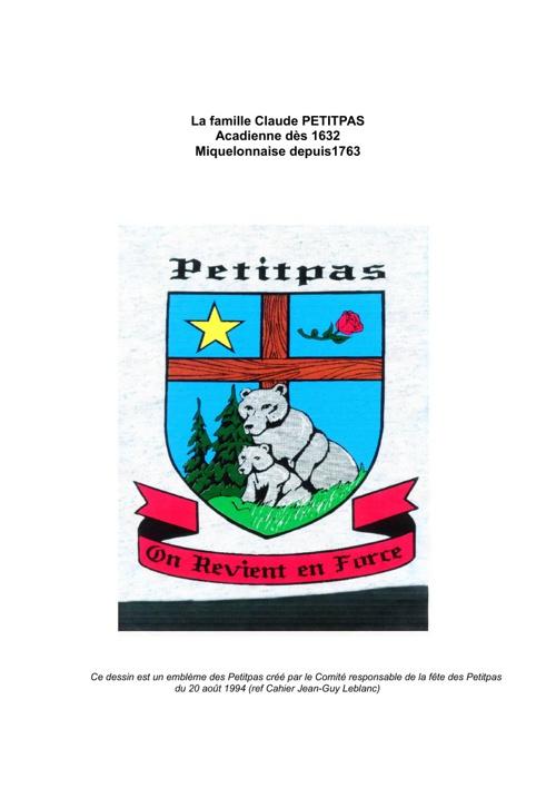 Famille Petitpas