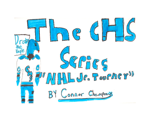 Connor Champoux's Graphic Novel