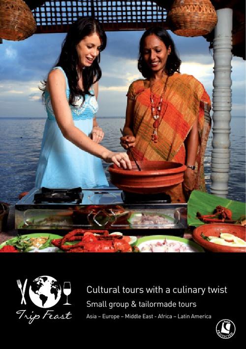 Trip Feast Brochure