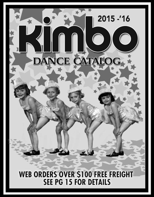 2015 - 2016 Kimbo Dance Catalog