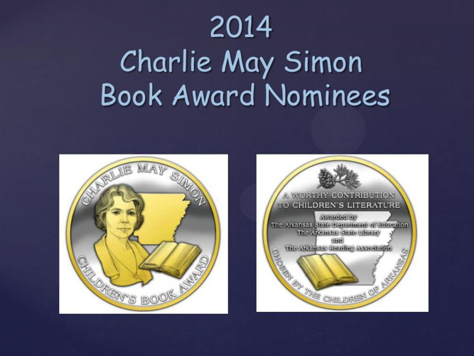 Charlie May Simon 2014 PDF