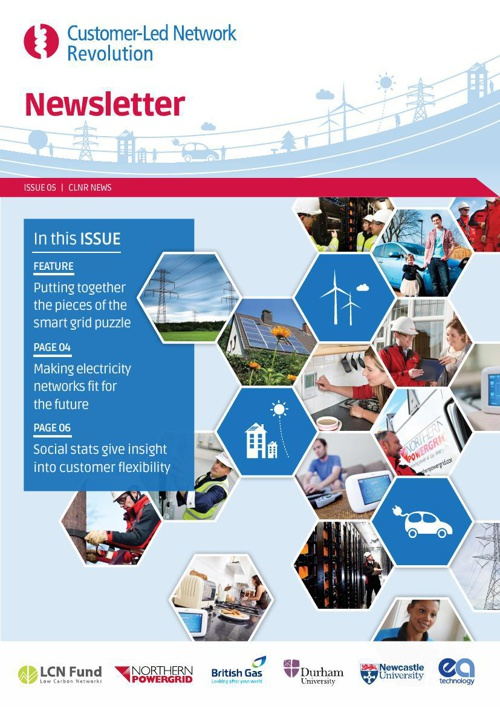 CLNR Newsletter Issue 5