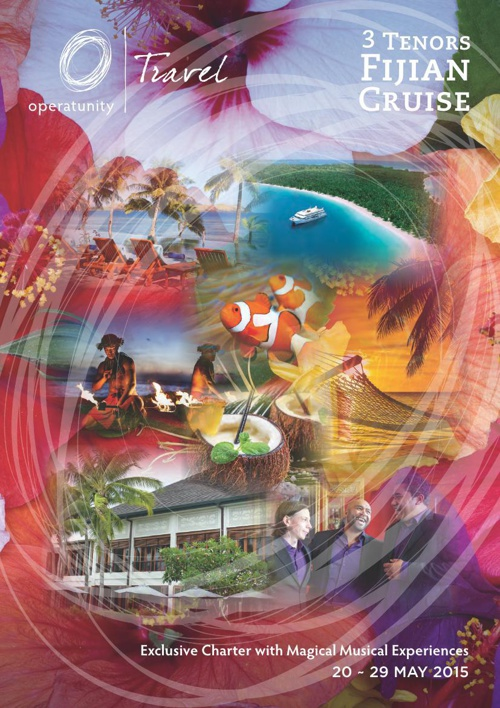 2015 Fiji Itinerary