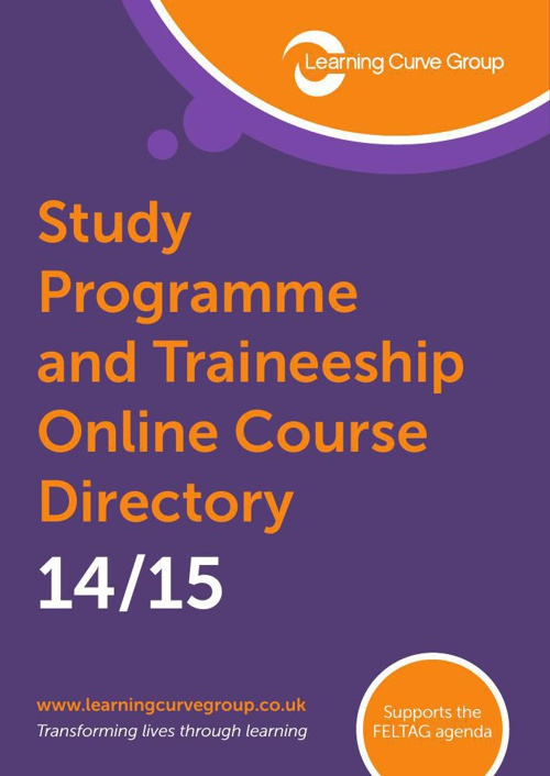 Learning Curve Group - Study Programme and Traineeship Online Co