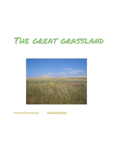 Hannah Grassland