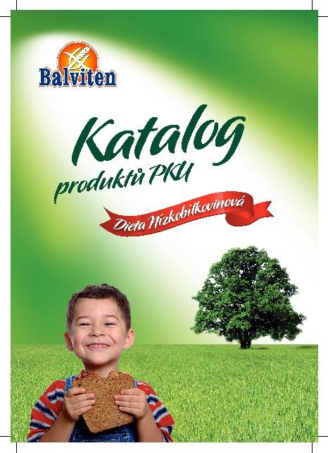 Katalog Balviten - nízkobílkovinový
