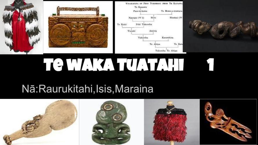 Rata me tōna waka