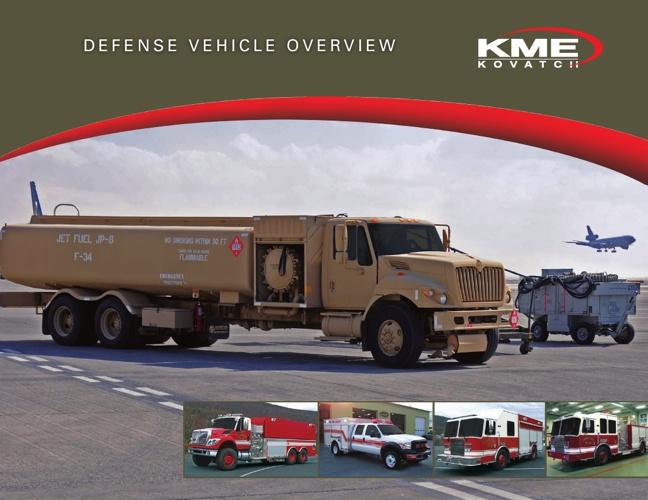 KME Military Brochure