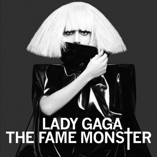 Gaga Magazine The Fame Monster Booklet