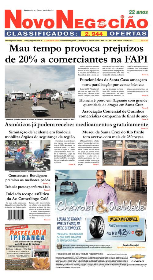 Jornal Novo Negocião