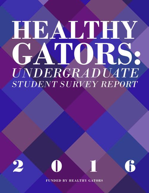 2016 Healthy Gators Survey Report