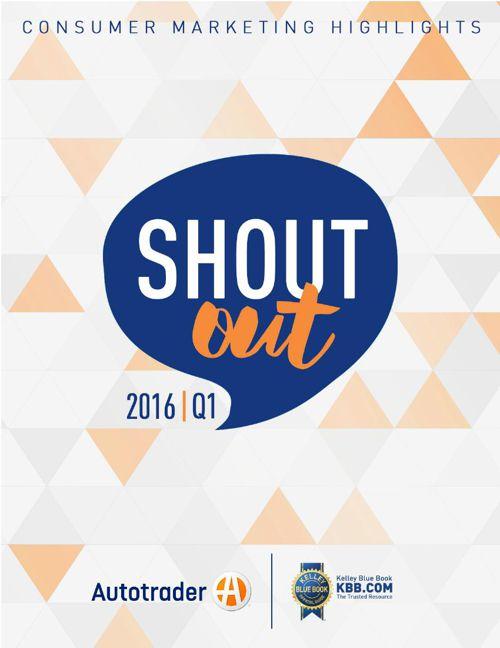 Q1 Shoutout, 2016