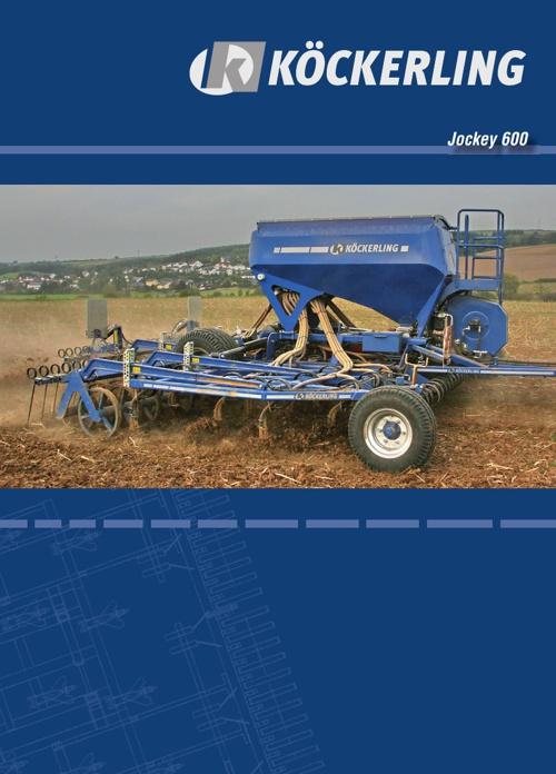 Köckerling JOCKEY 600 HU