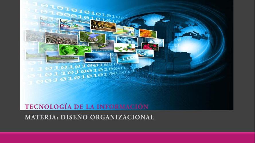INTRODUCCION tecnologia de la informacion