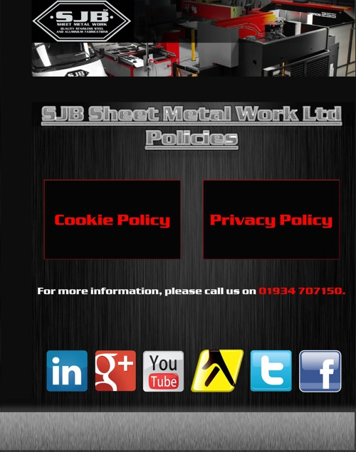 Cookie Policy and Privacy Policy