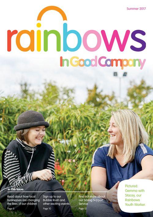 Rainbows In Good Company Summer 2017
