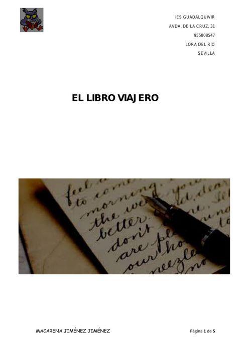 libro viajero 1