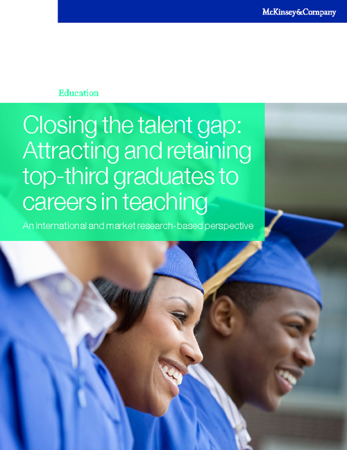 Closing the talent gap