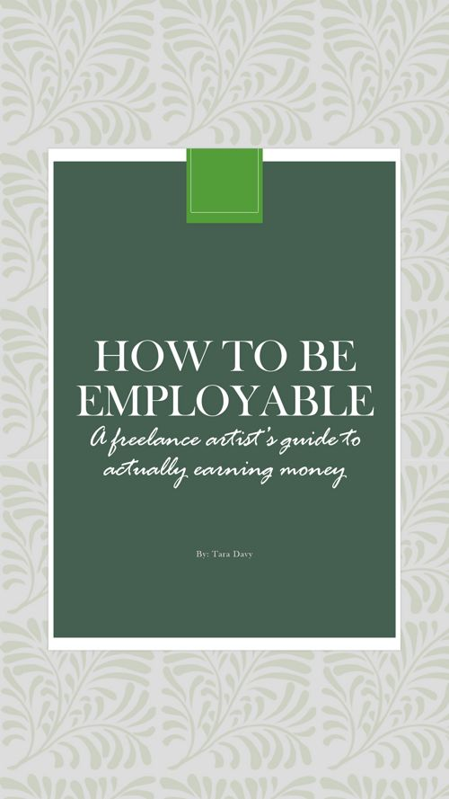 How to be employable