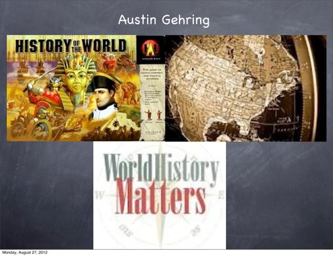 Austin Gehring's Flip Book
