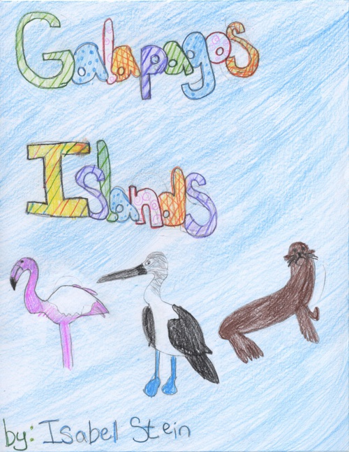 Isabel Stein's Galapagos Islands eBook