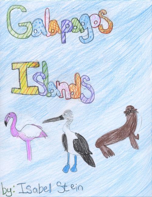 Isabel Stein's Galapagos Islands eBook