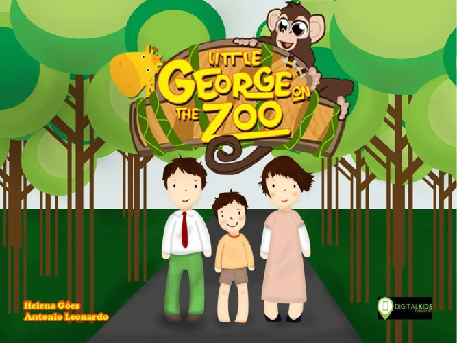 Little George in the Zoo