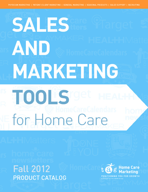 TAG Home Care Marketing Product Catalog