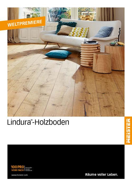 MEISTER Lindura Holzboden Katalog