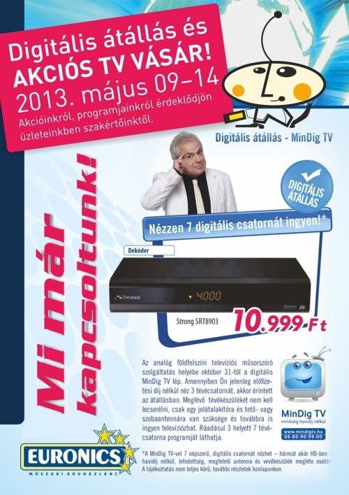 Euronics - Digitalis Atallas
