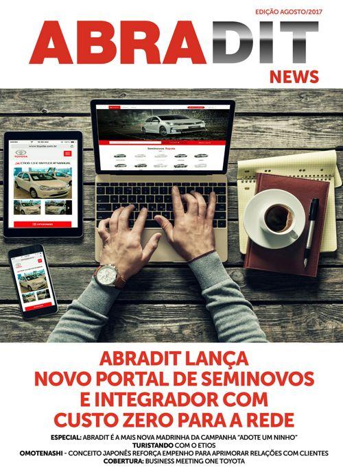 Abradit News - Edição Agosto 2017