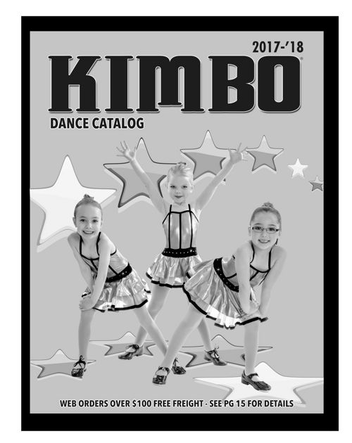 Kimbo Dance Catalog