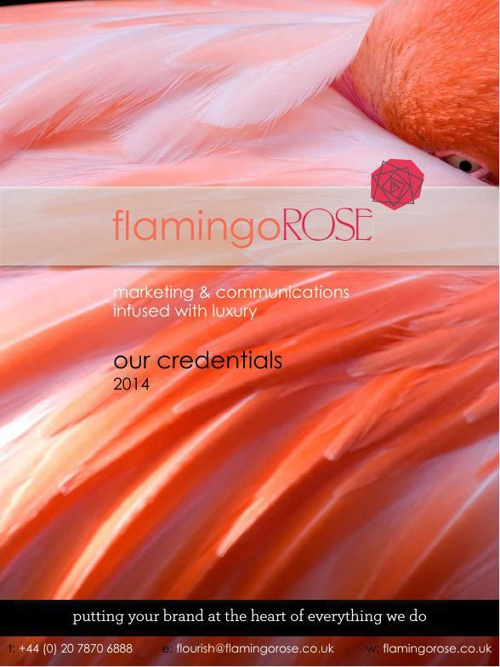 FlamingoRose Marketing Credentials