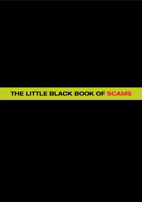 Little Book of Scams