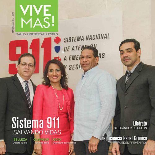 Revista Vive Mas! edic. Marzo - Abril
