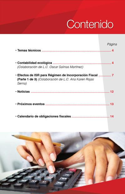 Boletín Informativo - Abril 2017