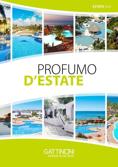 Catalogo GMV estate 2016 | Profumo d'estate