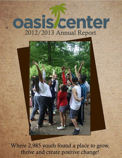 Oasis Center 2013 Annual Report